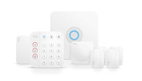 Ring Alarm 8-piece kit (2nd Gen) – home security system with optional 24/7 professional monitoring...