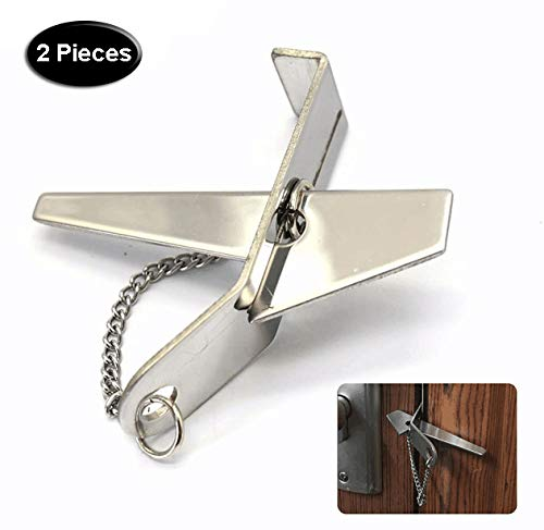 Pocket Lock Portable Safety Door Lock for Home and Travel