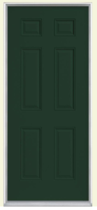 Steel Front Entry Door