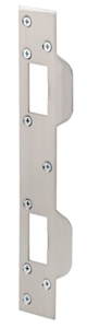 Add this door reinforcement plate.