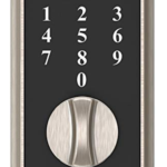 Schlage Touch Deadbolt