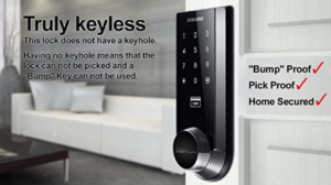 Samsung Digital Door Lock Review |