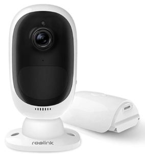 Better wireless security camera