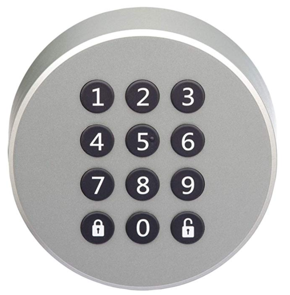 keypad for danalock V3 bluetooth smart lock