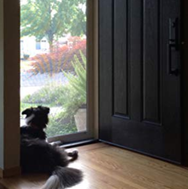 security screen door airflow