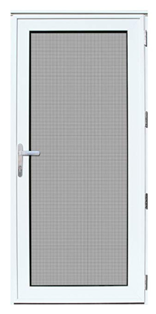 residential security screen doors