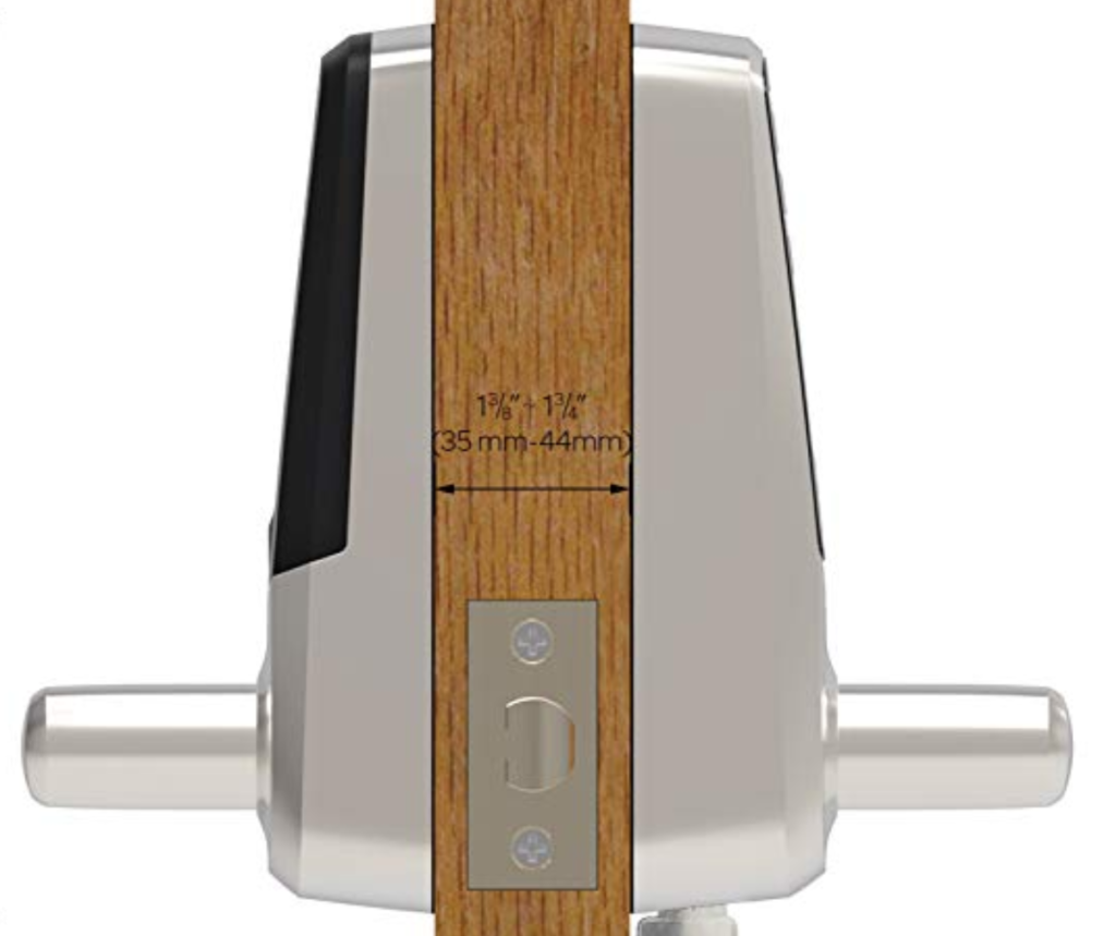 ultraloq fingerprint door lock