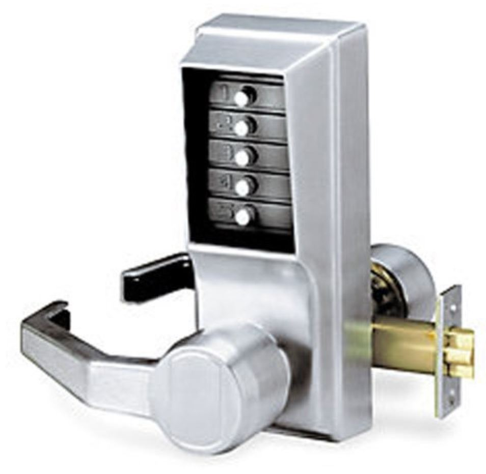 best push button mechanical lock